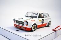 TTS 1:24 Autobianchi A112 Abarth Total No.15 Scuderia Vesuvio