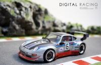 Revoslot Porsche GT2 No. 6 Silver Edition