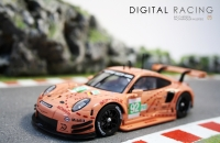 "Carrera Digital 132 Porsche 911 RSR ""Pink Pig Design No.92"""