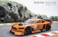 Carrera Digital 132 Ford Mustang GTY