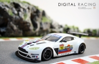 NSR ASV GT3 Martini Racing White #70