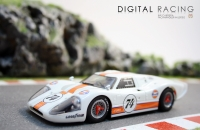 NSR Ford MK IV GULF Limited Edition #74