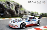 Revoslot Porsche GT2 No. 3 White Edition