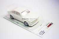 BRM 1:24 Kadett GTE White Kit Typ C