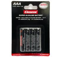 Carrera Batterien Mignon AAA (LR03) Alkaline 1.5V / 8 Stück
