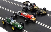 Scalextric Lotus F1 Triple Pack -