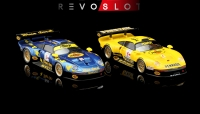 Revoslot GT1 Twin Pack / Doppelset Special Edition
