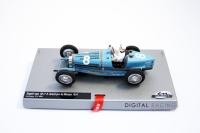 Le Mans Miniature Bugatti Typ 59 Nr.8 Monte Carlo 1934