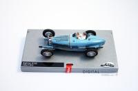 Le Mans Miniature Bugatti Typ 59 Grand Prix 1933 Light Blue