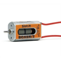 Slot.it Motor Boxer 2 (lange Bauform) - offen