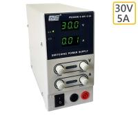 QJE einstellbares DC Schaltnetzteil / Labornetzteil 0-30V / 5A