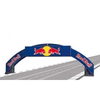 Carrera 1:32 Rennbogen Red Bull / 1 Stück