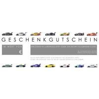 Geschenkgutschein - Digital Racing