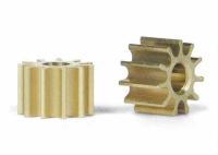 Slot.it Motorritzel 6.5mm 10z / 2 Stk. für Sidewinder/ Anglewinder -Antrieb