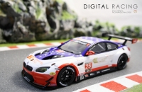 Carrera Digital 132 BMW M6 GT3 Team RLL Nr.25