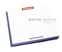 Carrera Haftnotizen / Klebezettel 7,5x7,5cm 50 Blatt