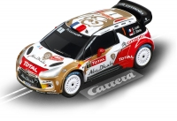 Carrera GO!!! Citroën DS3 WRC Citroën Total Abu Dhabi, No.1